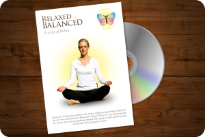 Relaxed and Balanced DVD